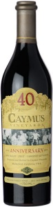 2012 Caymus Vineyards 40th Anniversary Napa Valley Cabernet Sauvignon