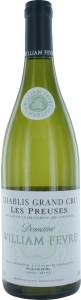 2016 William Fevre Chablis Les Preuses Grand Cru