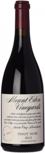 2013 Mount Eden Estate Pinot Noir